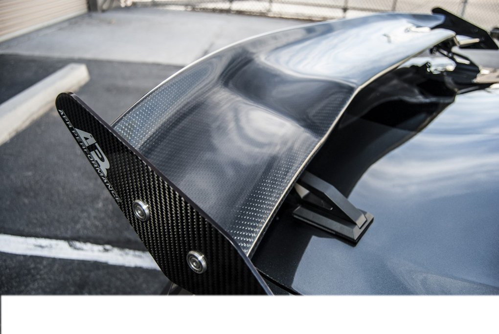 2015-2017 Mustang APR Carbon Fiber GTC Drag Rear Wing