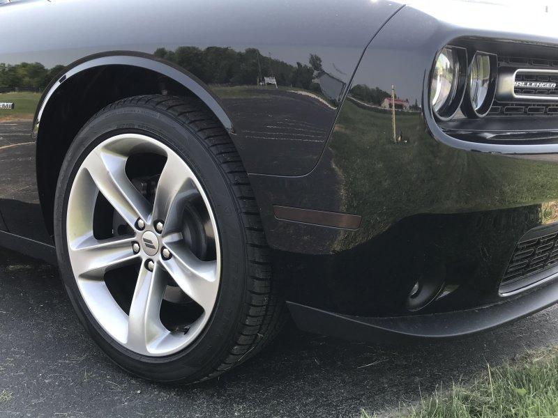 2015-2019 Dodge Challenger Vinyl Blackouts - RPIDesigns com
