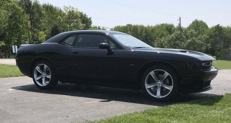 Blacked Out Challenger >> 2015 2019 Dodge Challenger Vinyl Reflector Blackouts