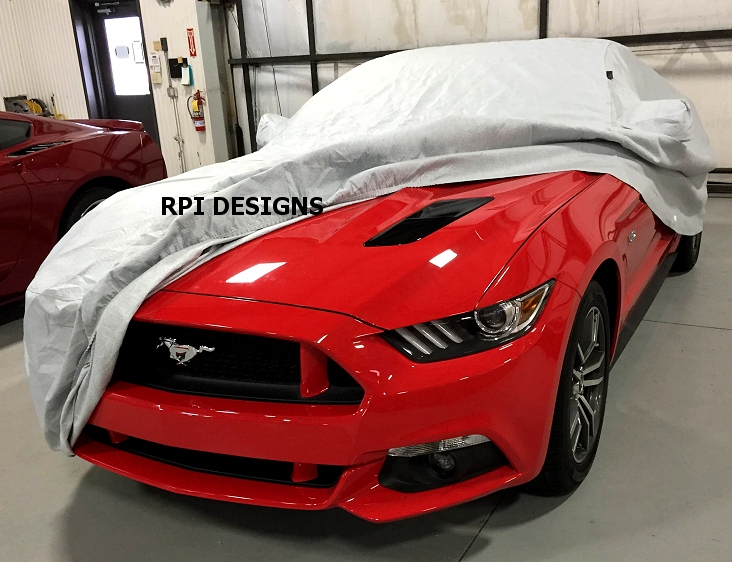 2015 Ford Mustang GT Covercraft Noah Car Cover