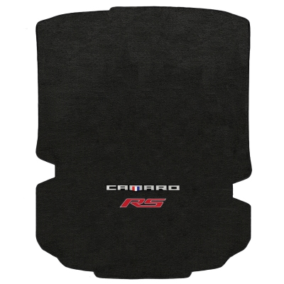 2016-2017 Camaro 6th Generation Lloyd Trunk Cargo Mat CAMARO RS Logos
