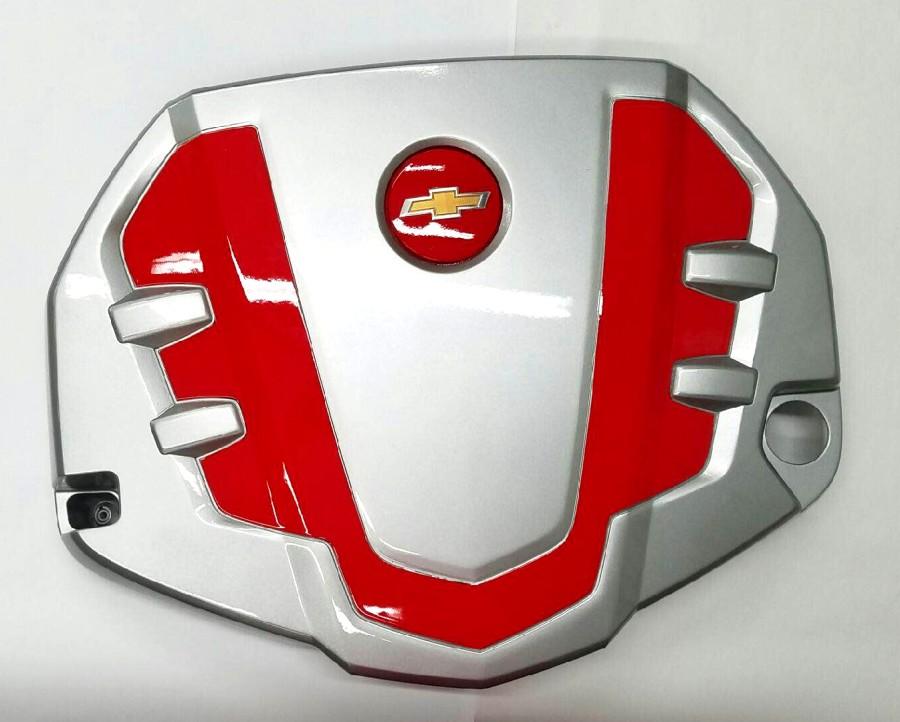 6Th Gen Camaro >> 6th Generation Camaro Custom Painted V6 Engine Cover Two ...
