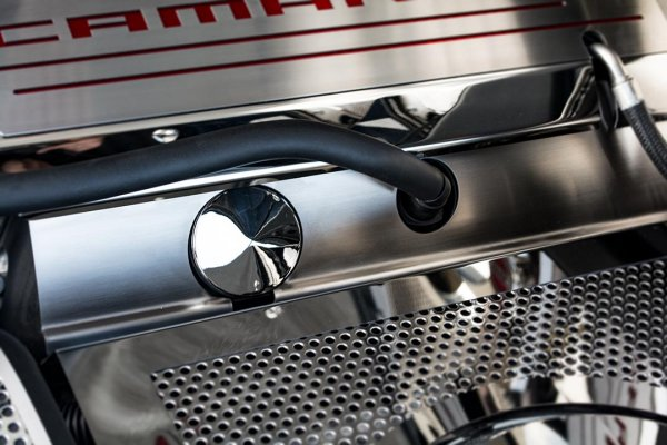 2016-2019 Camaro SS Stainless Steel Lower Fuel Rail Covers ...