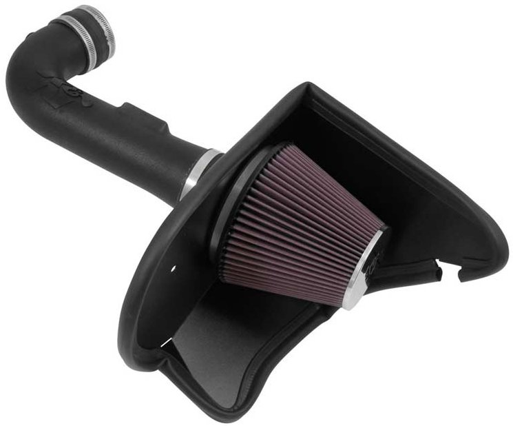 2016-2019 Camaro RS K&N Aircharger Air Intake