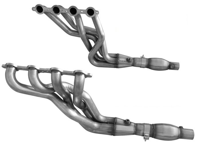 2016-2018 Chevy Camaro SS ARH Stainless Long Tube Headers 1-7/8""