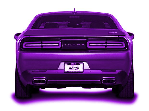 2016-2018 Challenger R/T Borla ATAK Cat-Back Exhaust ...