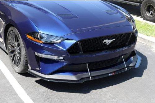 2018-2019 Ford Mustang Performance Pack APR Carbon Fiber Front Splitter