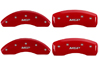 2003-2007 Honda Accord MGP Caliper Covers Red