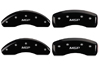 1998-2002 Honda Accord MGP Caliper Covers Black