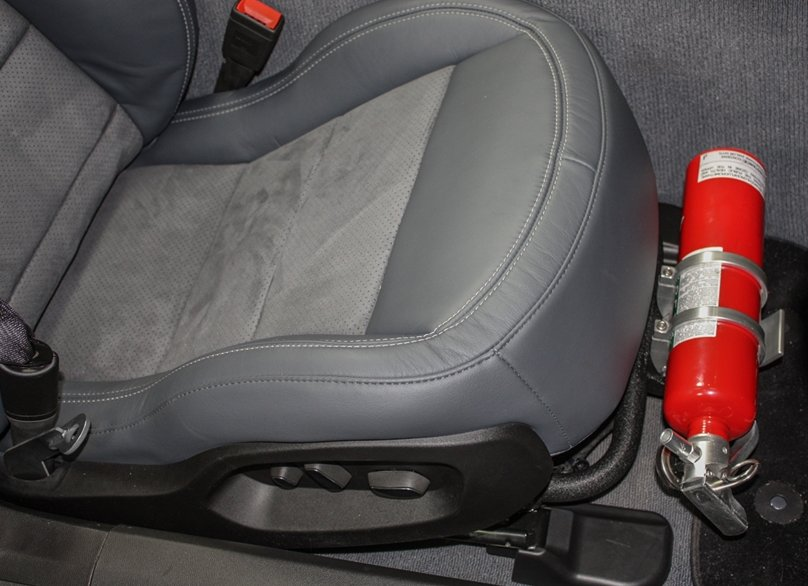 2005 Jeep Grand Cherokee >> C7 Corvette Brey Krause Fire Extinguisher Mount - RPIDesigns.com