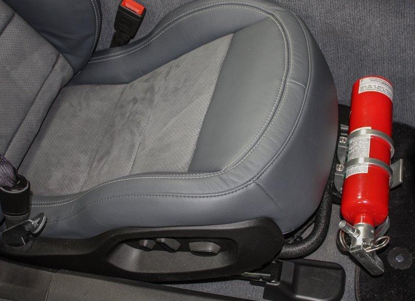 6Th Generation Camaro >> C7 Corvette Brey Krause Fire Extinguisher Mount - RPIDesigns.com