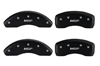 1992-1998 BMW 318I MGP Caliper Covers Matte Black