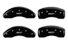 2001-2010 Chrysler PT Cruiser MGP Caliper Covers Black