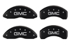 2010-2013 GMC MGP Caliper Covers Matte Black