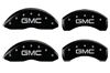 2006-2009 GMC MGP Caliper Covers Black