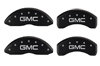 2006-2009 GMC MGP Caliper Covers Matte Black