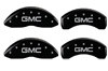1999-2005 GMC MGP Caliper Covers Black