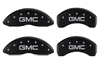 1999-2005 GMC MGP Caliper Covers Matte Black
