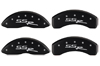 1999-2005 GMC SSR MGP Caliper Covers Matte Black