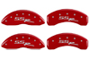 1999-2005 GMC SSR MGP Caliper Covers Red