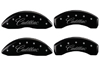 2013 Cadillac XTS Caliper MGP Caliper Covers Black