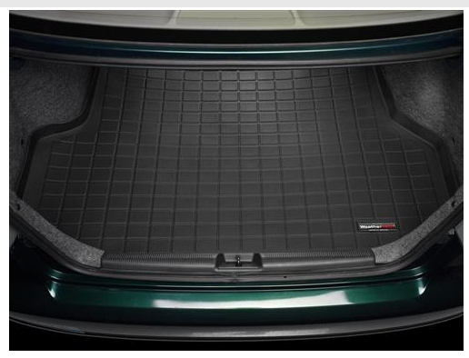 2015 2019 Mustang Trunk Liner By Weathertech Rpidesigns Com