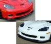 C6 Corvette Chin Splitter; 427 Cars