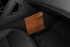 C7 Corvette Passenger Side Console Leather Travel Pouch