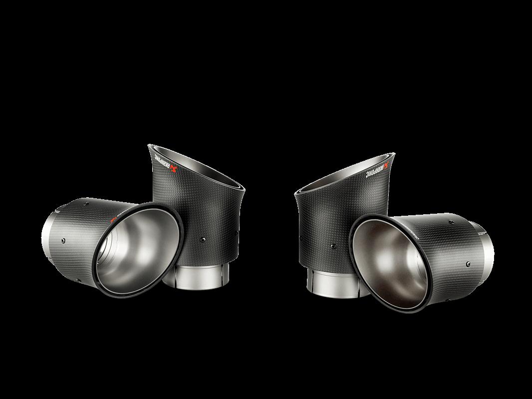 2014 2018 c7 corvette akrapovic titanium slip on exhaust. Black Bedroom Furniture Sets. Home Design Ideas