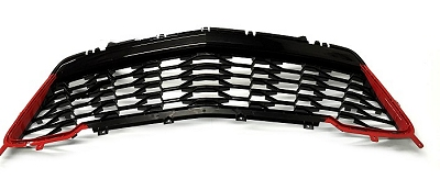 2016-2017 Camaro SS Custom Painted Replacement Lower Grille Two Tone