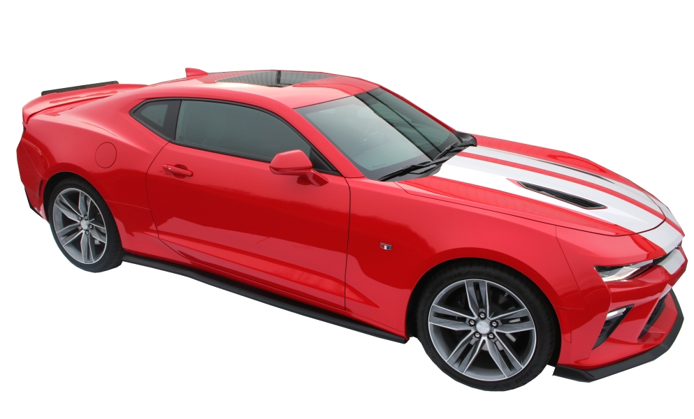 2016-2019 Camaro ZL1 Style Side Skirts Rockers