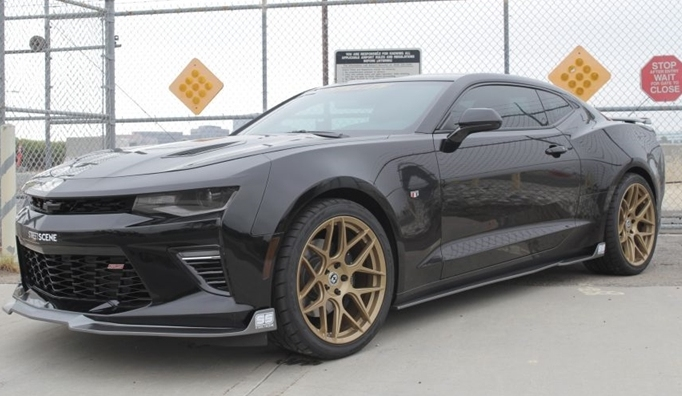 2016-2018 Camaro Street Scene Body Kit Pre-painted