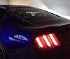 2015-2017 Ford Mustang Coupe WindRestrictor With Lights