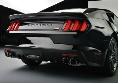 Product Image Gallery 2017 Ford Mustang Roush