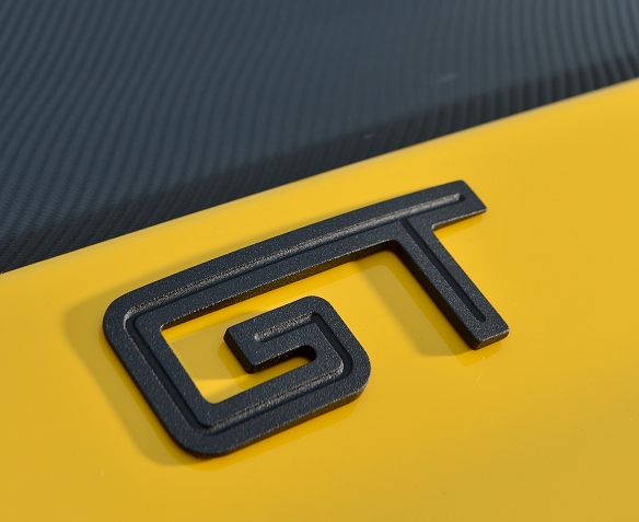 Ford Mustang Gt Badge Emblems