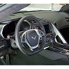 C7 Corvette Interior Knob Kit Carbon Fiber Color Matched