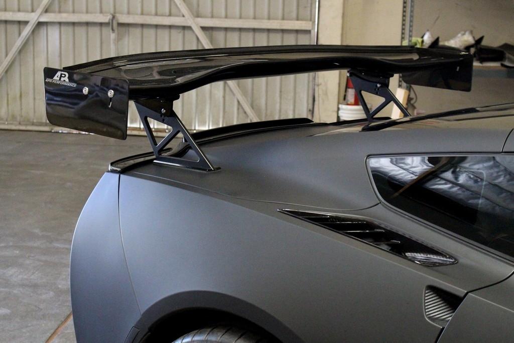 2014 2019 C7 Corvette Stingray Gtc 500 Adjustable Wing
