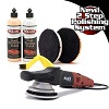 Adam's Basic Flex Microfiber Polisher Kit