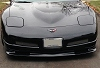 1997-2004 C5 Corvette ZR1 Style Front Splitter-Painted or Hydro Carbon