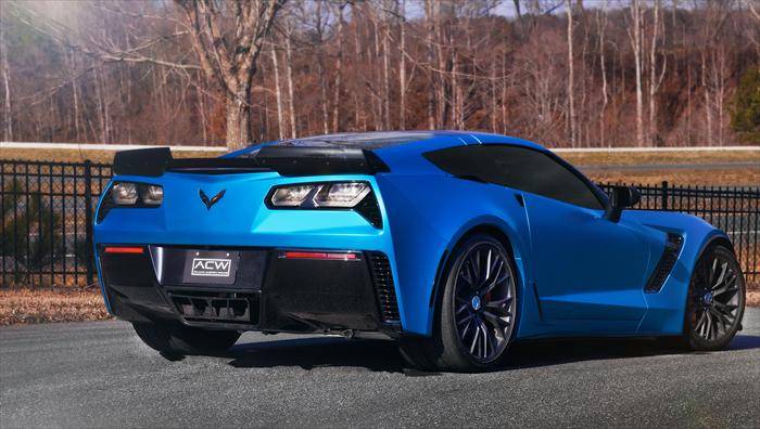 C7 Corvette Stingray Corsa HELIXX X-pipe 14761