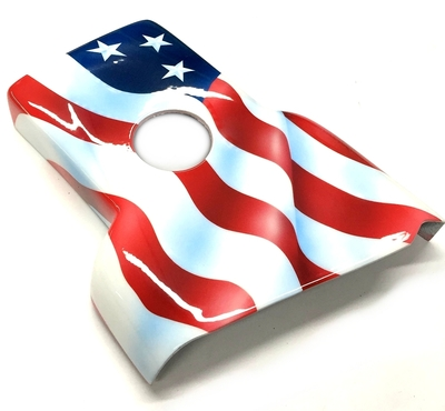 C7 Corvette Airbrushed American Pride Brake Booster Cover