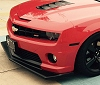 2010-2013 Camaro Z28 Style Front Splitter Pre-Painted