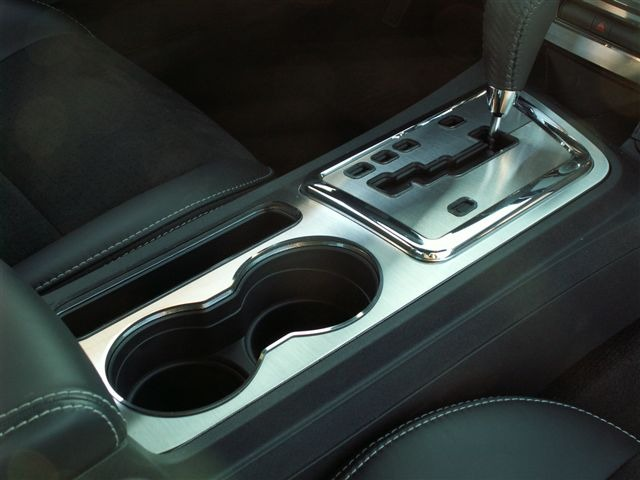 Interior Trim Pieces : New stainless steel interior trim pieces dodge