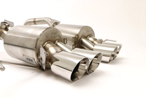 CHEVY C7 CORVETTE GEN. 3 – FUSION EXHAUST (ROUND TIPS)