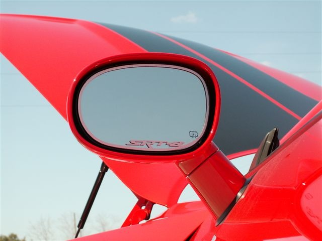 Challenger Side Mirror Trim Kit