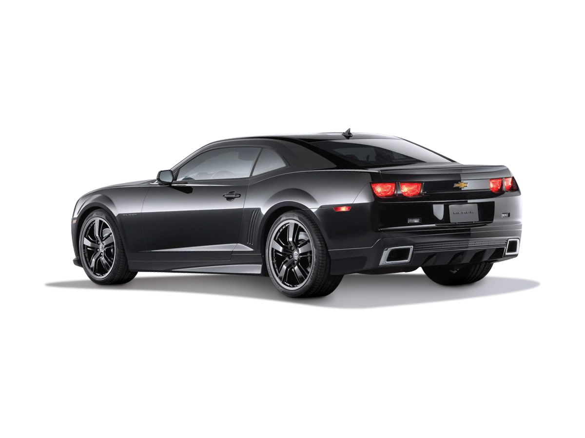2010-2015 Camaro SS Borla ATAK Exhaust for Stock Ground Effects