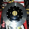 2010-2014 Camaro SS DBA 5000 Performance Front Brake Rotors