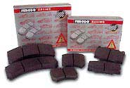 Corvette Brake Pads Ferodo DS3000 Front Race Brake Pads