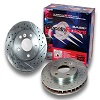 Corvette Brake Rotors Baer Decelarotor Rear