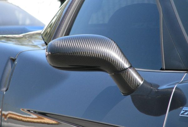 C6 Corvette Carbon Fiber Mirrors Apr Rpidesigns Com